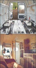 Interior Design For Camper Van01