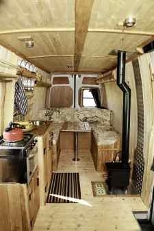 Interior Design For Camper Van45
