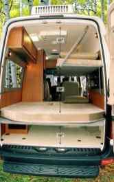 Interior Design For Camper Van51