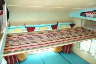 Interior Design For Camper Van52