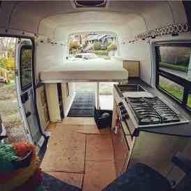 Interior Design For Camper Van57