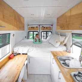 Interior Design For Camper Van59