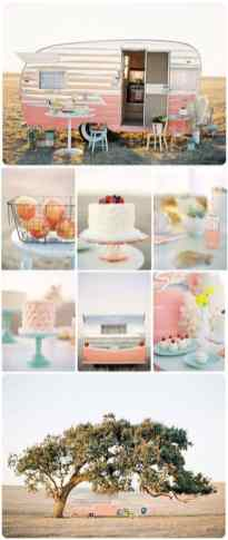 Awesome Vintage Camper Decorations Ideas05