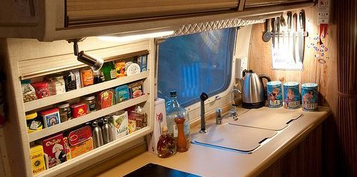 PERFECT HACK FOR RV TRAILER STORAGE IDEA08