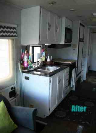 Camper Renovation Ideas 12