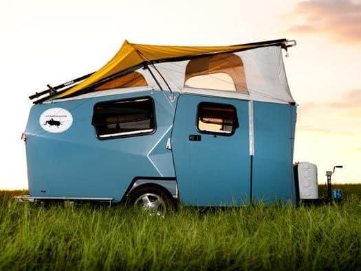 Best Cool Caravans, Camper Vans (RVS) Ideas For Traavel Trailers05