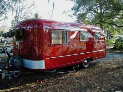 Best Cool Caravans, Camper Vans (RVS) Ideas For Traavel Trailers07