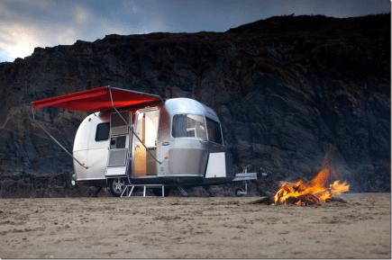 Best Cool Caravans, Camper Vans (RVS) Ideas For Traavel Trailers14