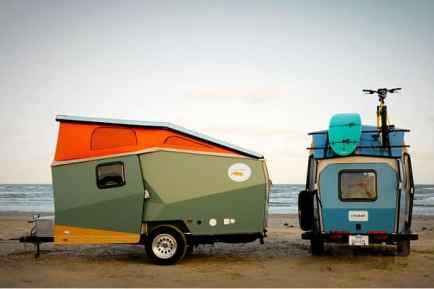 Best Cool Caravans, Camper Vans (RVS) Ideas For Traavel Trailers15