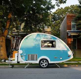 Best Cool Caravans, Camper Vans (RVS) Ideas For Traavel Trailers23