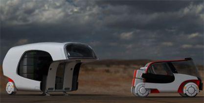 Best Cool Caravans, Camper Vans (RVS) Ideas For Traavel Trailers34