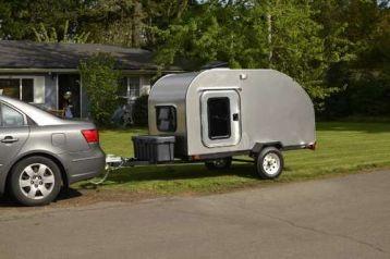 Best Cool Caravans, Camper Vans (RVS) Ideas For Traavel Trailers51