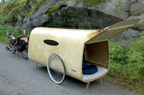 Best Cool Caravans, Camper Vans (RVS) Ideas For Traavel Trailers56
