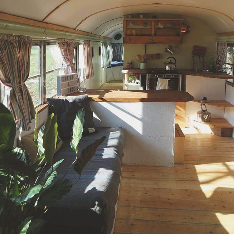 Bus Conversion Ideas 47 Camperism