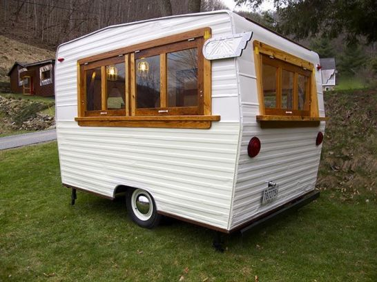 Small Campers Trailers 14