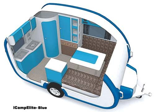Small Campers Trailers 20