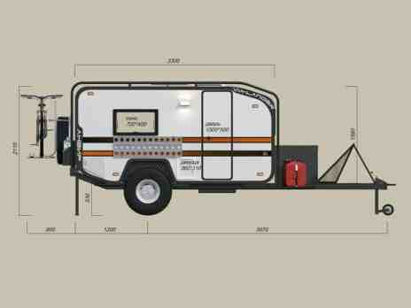 Small Campers Trailers 23