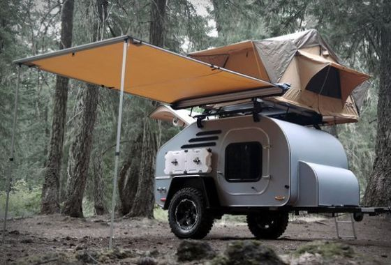 Small Campers Trailers 4