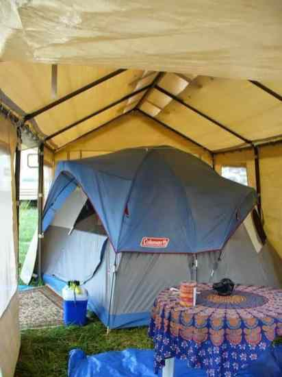 Tent Camping 6
