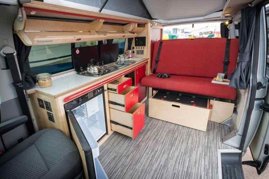 Van Ambulance Cargo Trailer Conversions16