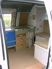 Van Ambulance Cargo Trailer Conversions22