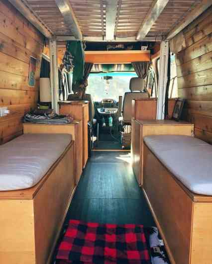 Van Ambulance Cargo Trailer Conversions29