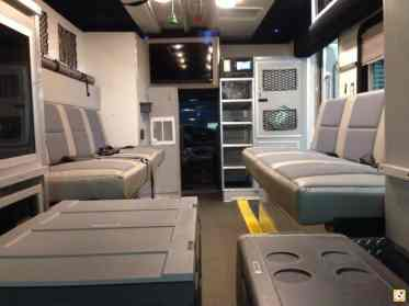 Van Ambulance Cargo Trailer Conversions31