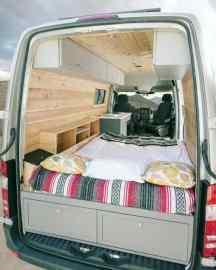 Van Ambulance Cargo Trailer Conversions42