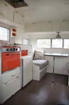 Vintage Camper Interior 19