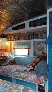 Vintage Camper Interior 29
