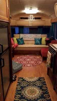 Vintage Camper Interior 42