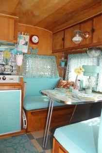 Vintage Camper Interior 8