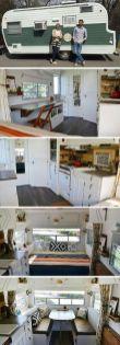 Vintage Camper Interior 9