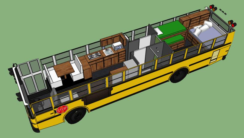 Bus Conversion Ideas 21