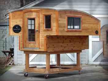 Camper Playhouse 11