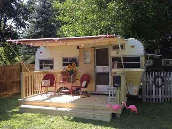 Camper Playhouse 45