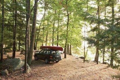 Camping At The Lake 22