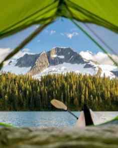 Camping At The Lake 32
