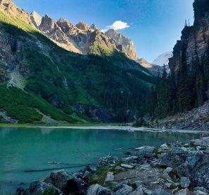 Camping At The Lake 41