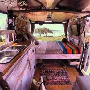 Sprinter Van Conversion 12