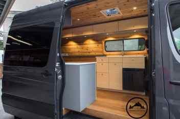 Sprinter Van Conversion 29