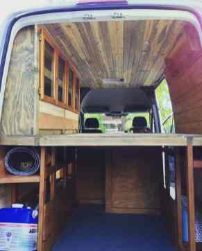 Sprinter Van Conversion 43