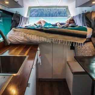 Vanlife Interiors 23