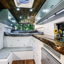 Vanlife Interiors 26