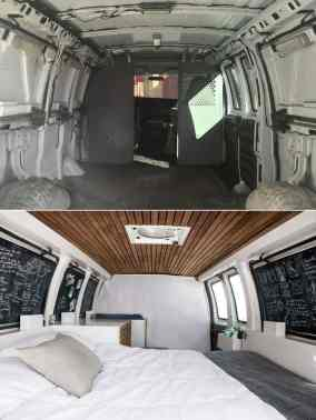 Van Conversion 28