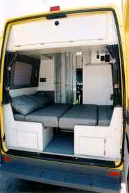 Van Conversion 30
