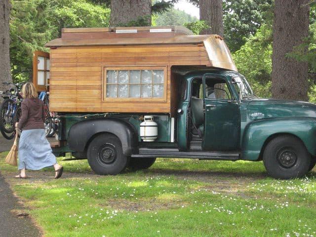 Homemade Camper Trailer 37