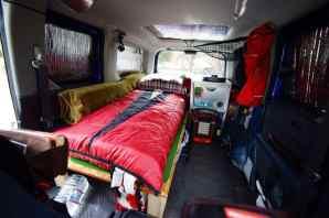 Honda Element Camping 14