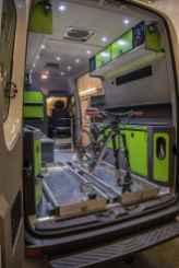 Honda Element Camping 44