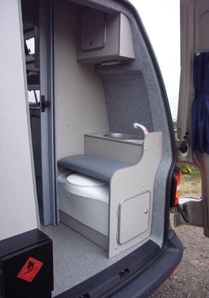 Mini Van Conversionr 35